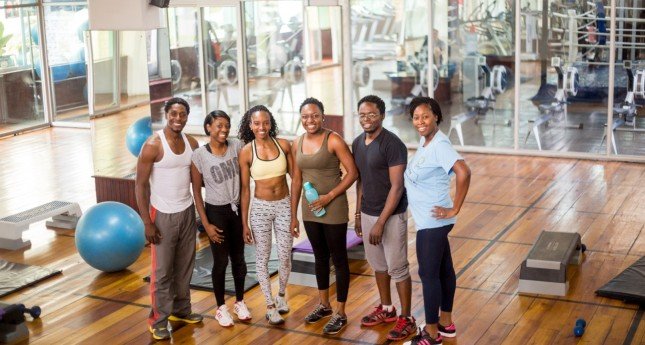 Fitness To A Tee Workshop by Teurai Chanakira