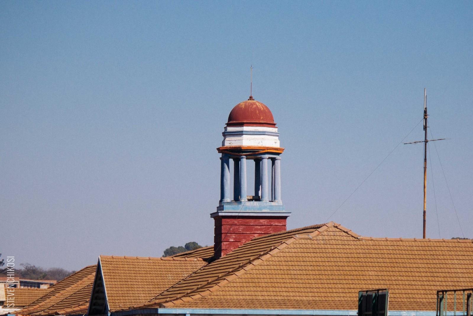 Harare Train Station