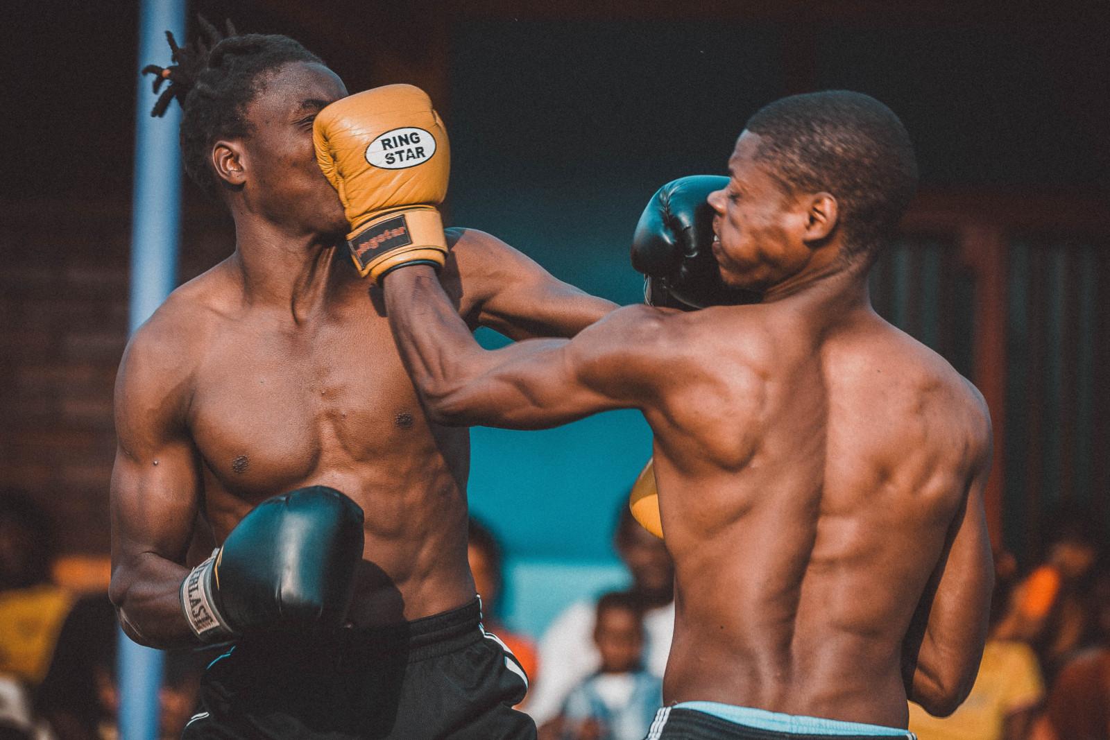 Kick-Boxing Tournament Mbare, Harare