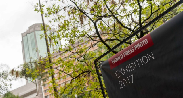 World Press Photo Exhibition 2017, Harare