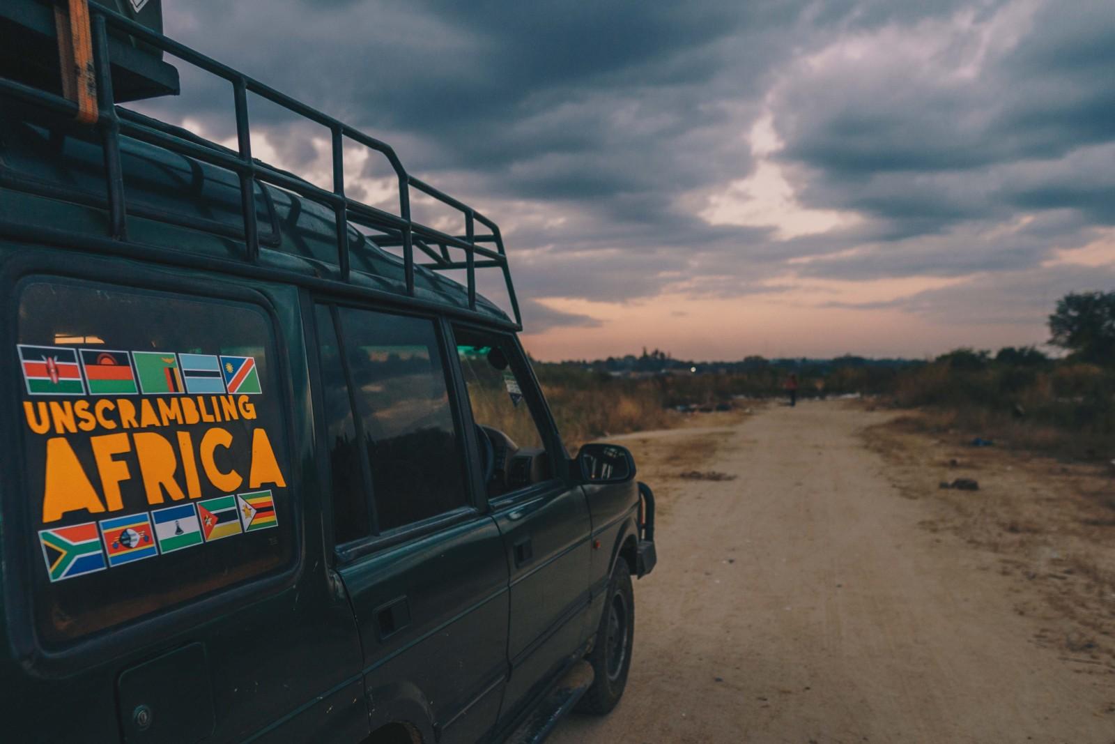 Unscrambling Africa